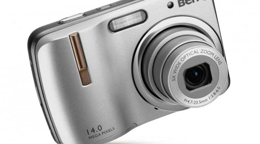 Cea mai subţire cameră alimentată cu baterii AA din lume, BenQ C1480