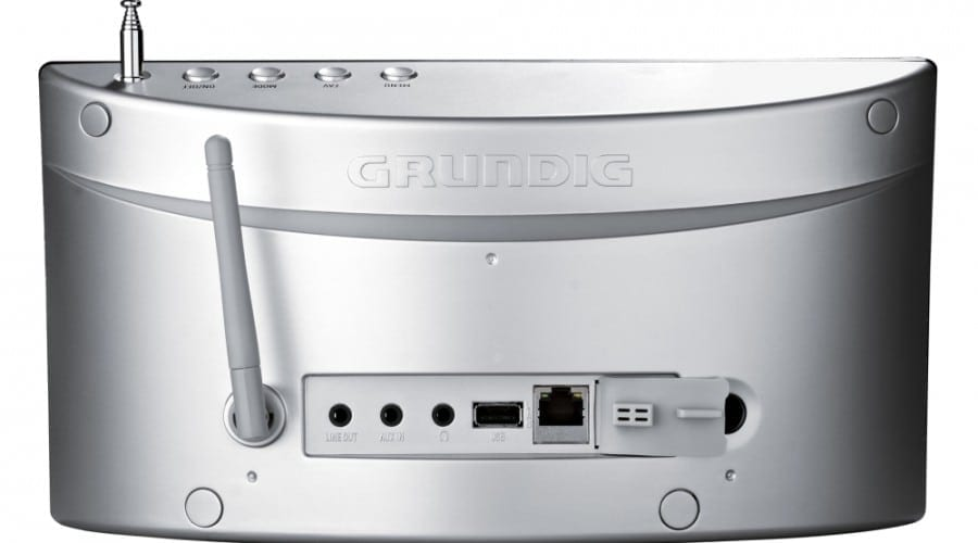 Internet radio cu dock iPhone: Grundig Cosmopolit 3