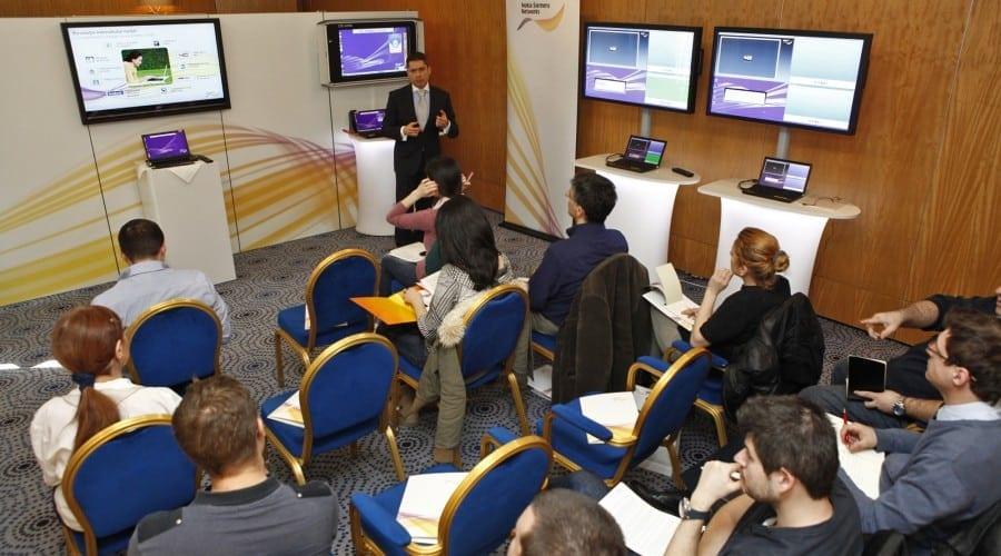 Organizeaza transmisiuni live cu ajutorul echipamentelor LTE de la Nokia Siemens Network