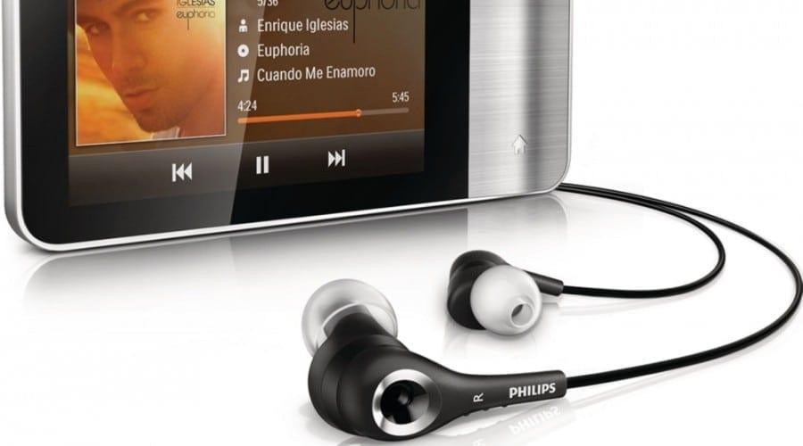 Philips GoGear Muse – sunet pur, interfaţă intuitivă