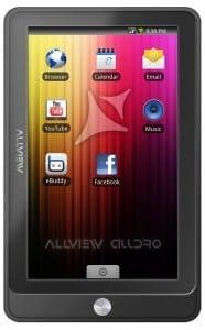 Update la Android 2.3 pentru Allview AllDro