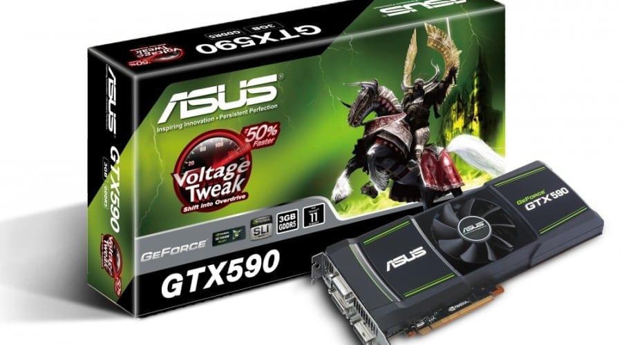 Asus GTX 590, o placă ideală pentru Crysis 2