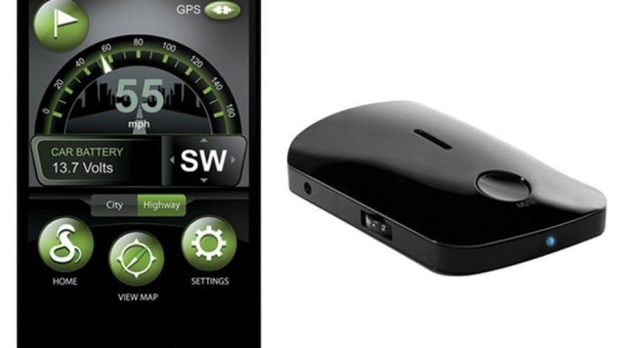 Detector de radar Cobra pentru Android