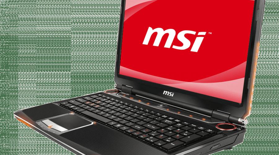 Monstrul MSI GX680: 16GB RAM, Core i7, Blu-ray