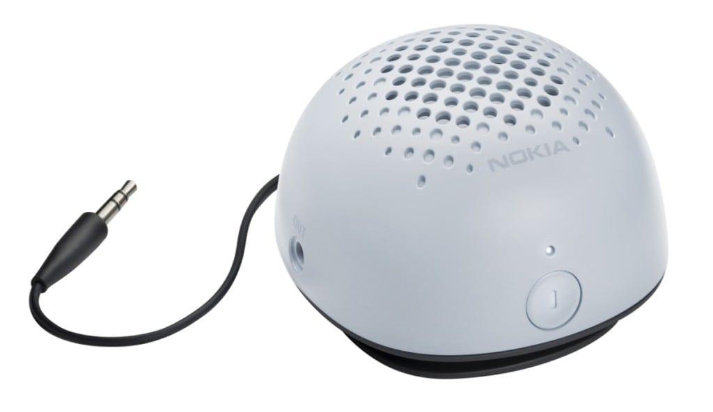 Muzica preferată, oriunde te-ai afla – Nokia Mini Speaker MD-11