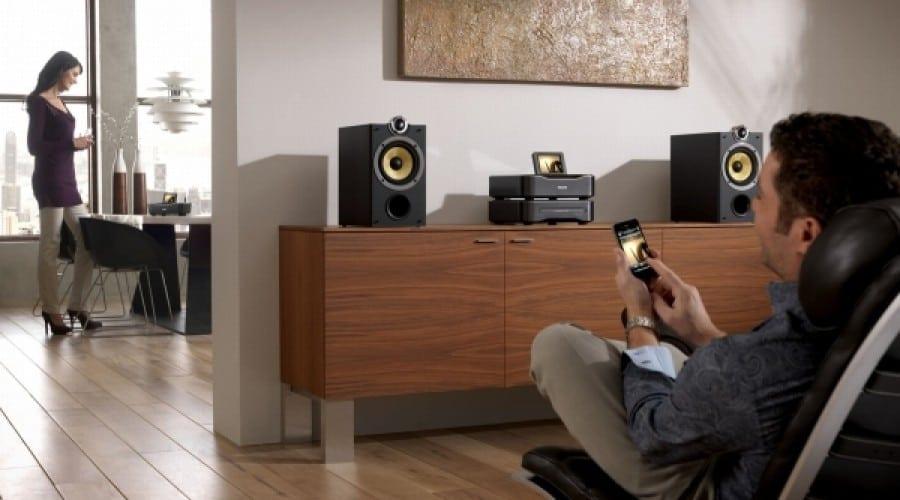 Muzică în fiecare cameră, fără fire, cu Philips Wi-Fi Multiroom Hi-Fi