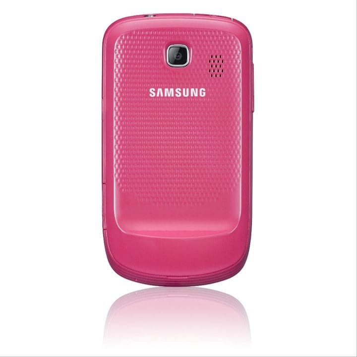 Samsung S3850 Corby II intra pe piata la sfarsitul acestei luni