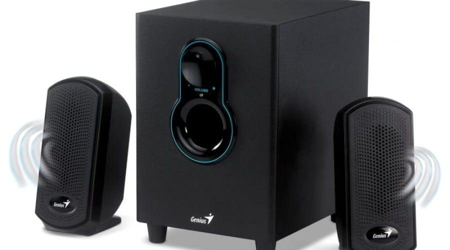 Sistem audio pentru PC de la Genius, SW-2.1 1000