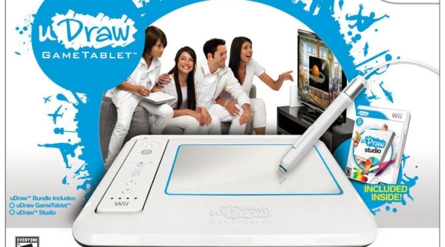 Exprimă-ţi talentul artistic cu uDraw pentru Wii