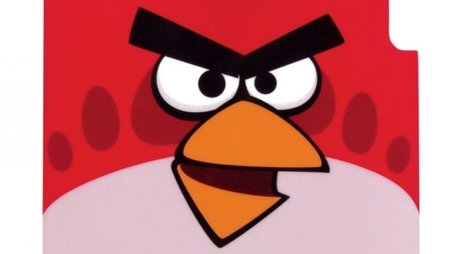 Oferta Golden Eggs pentru carcasele de iPad 2 şi iPhone 4 Angry Birds