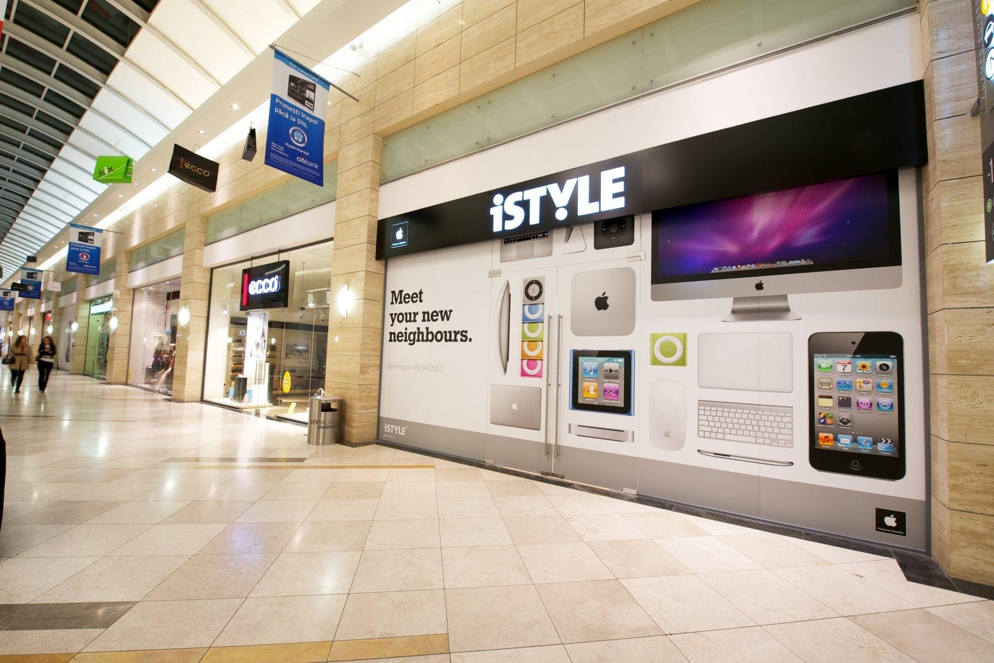 iStyle Cotroceni – Descoperă magia Apple!