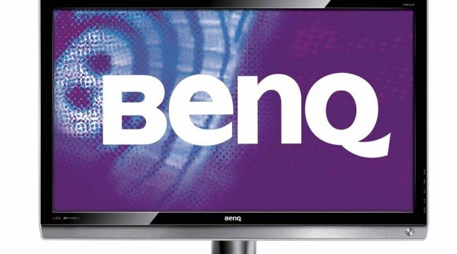 BenQ EW2430: Imagini Full HD, HDMIx2, boxe stereo