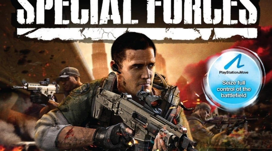 SOCOM: Special Forces atacă consola PlayStation 3