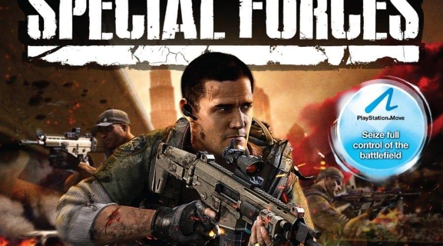 SOCOM: Special Forces atacă consola PlayStation 3