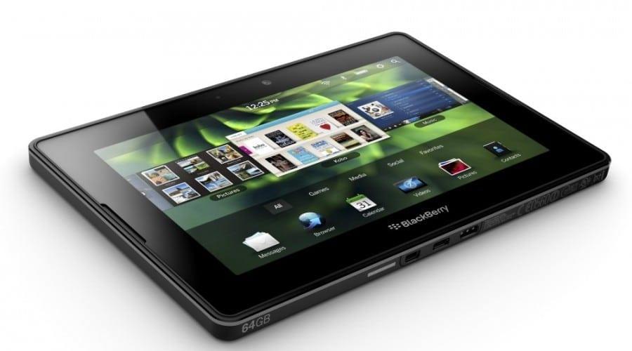 BlackBerry Playbook disponbil peste ocean: 500 dolari modelul de 16GB