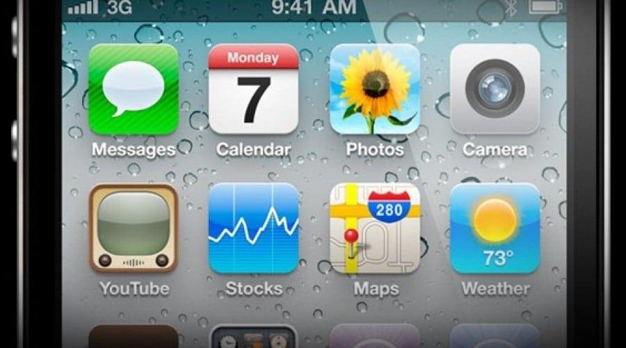 iPhone 4 alb: un mit pe cale să devină realitate