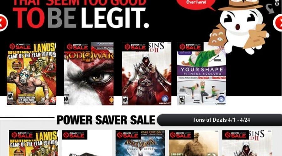 Noul magazin GameStop: Cele mai noi jocuri, direct de pe Facebook