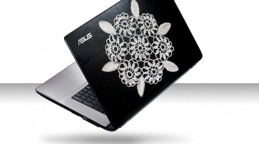 Design de inalta clasa: Asus pentru Romania