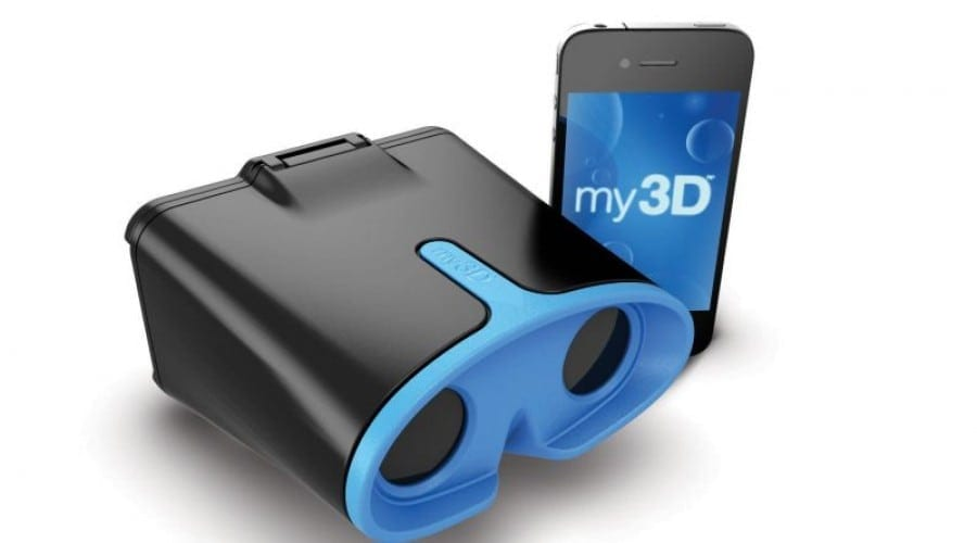 Hasbro MY3D: Jocuri 3D pe iPhone si iPod Touch