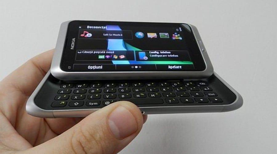 Nokia E7 review: Symbian 3.0 pe noul smartphone finlandez