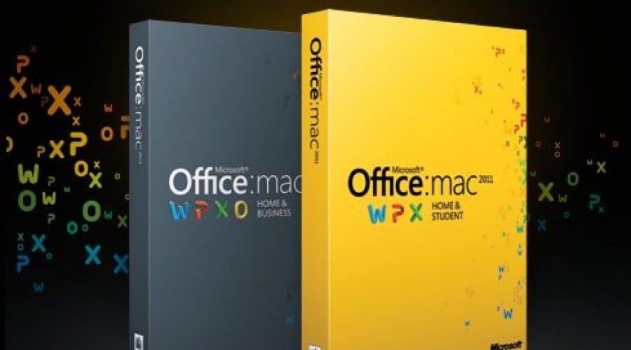 Office 2011 SP1 vine pe Mac săptămâna viitoare