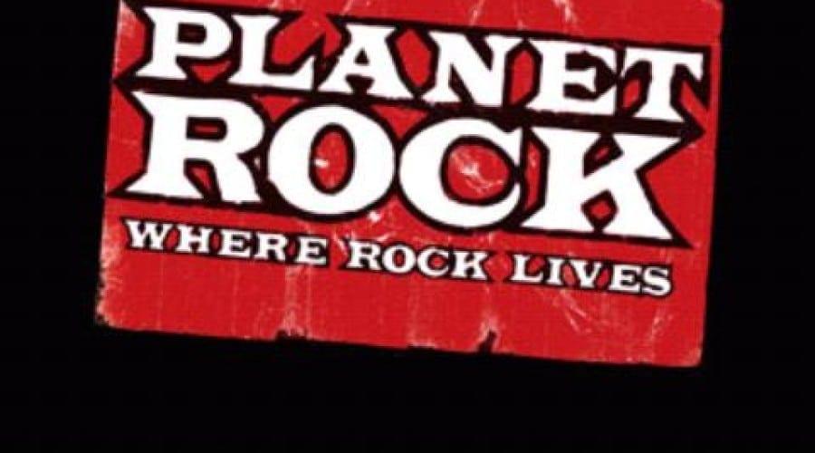 Aplicatie Planet Rock pentru Android