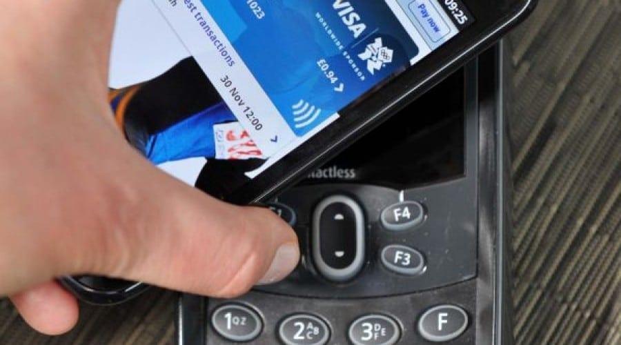 SAMSUNG şi VISA: Plăteşte cu telefonul la Jocurile Olimpice 2012