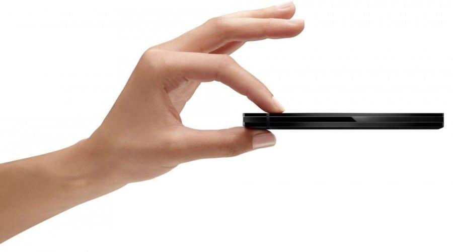 Seagate GoFlex Slim Performance: Un HDD gros cât un creion