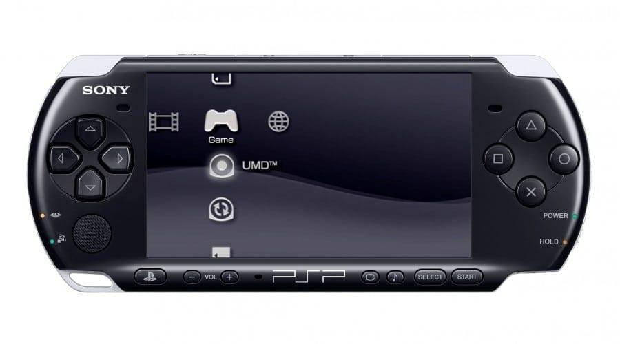 Consola Sony PSP, stand alone sau cu jocuri, la un preţ imbatabil