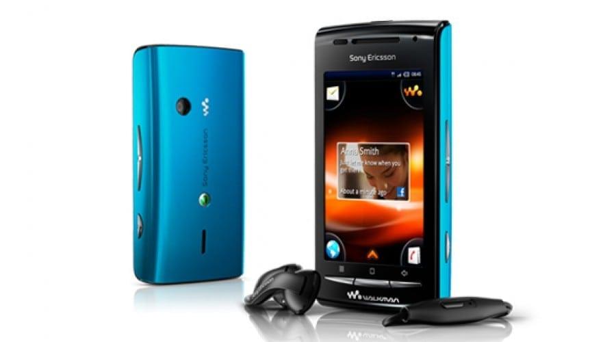 Sony Ericsson W8: Walkman cu Android