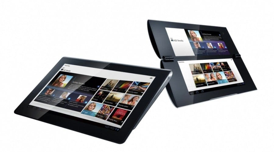 Sony S1 şi S2: Gigantul japonez intră în hora tabletelor
