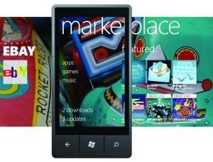 Windows Phone 7: Peste 25.000 de aplicaţii