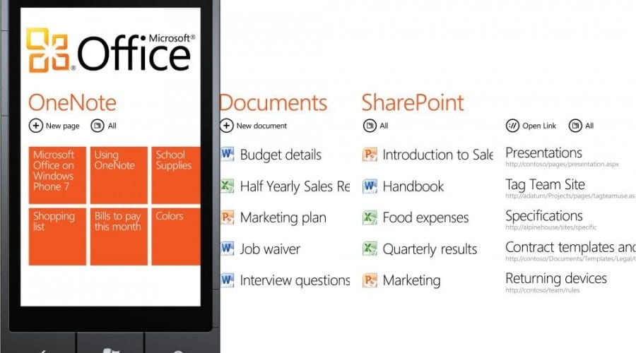 Windows Phone 7: Suficient de bun pentru business?