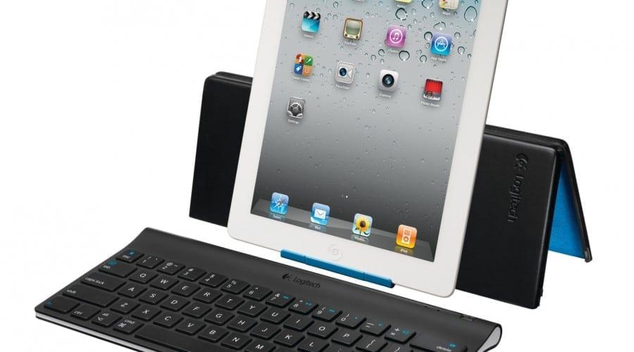 Accesorii pentru iPad şi tabletele cu Android, de la Logitech