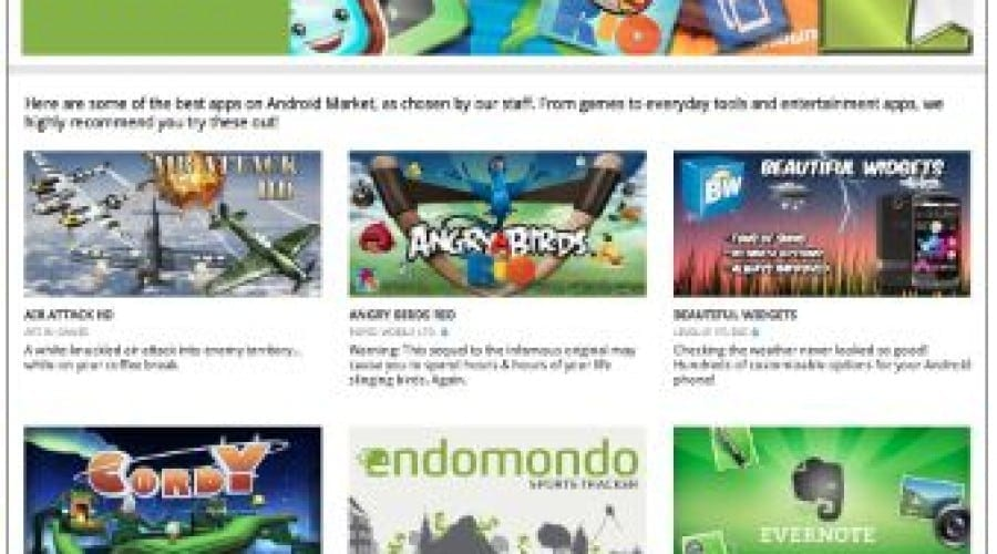 Descoperă mai ușor cele mai bune aplicații din Android Market
