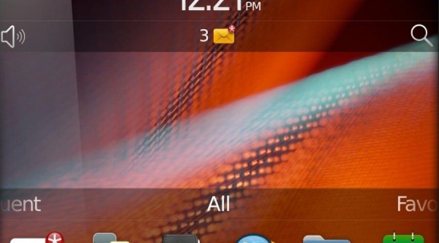 BlackBerry 7 OS: Browser îmbunătăţit, viteză sporită