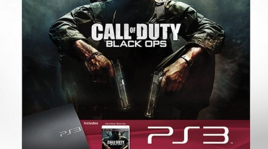 Pachet PS3- Call of Duty: Black Ops, la super preţ