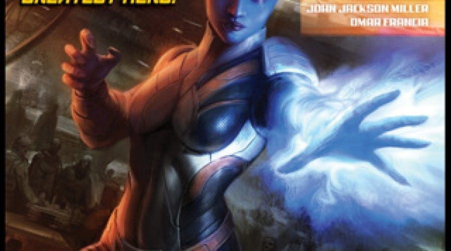 Benzi desenate Mass Effect, Hellboy sau Conan, pe iPad