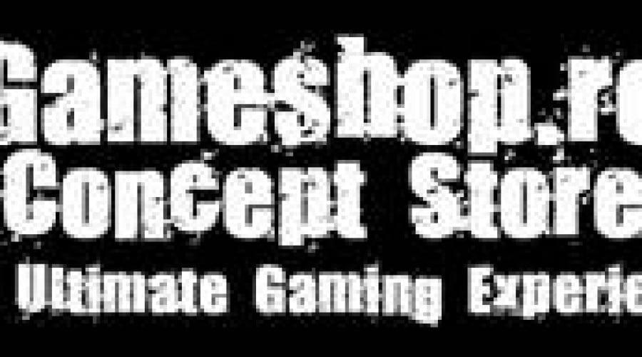 Primul Concept Store destinat jocurilor video
