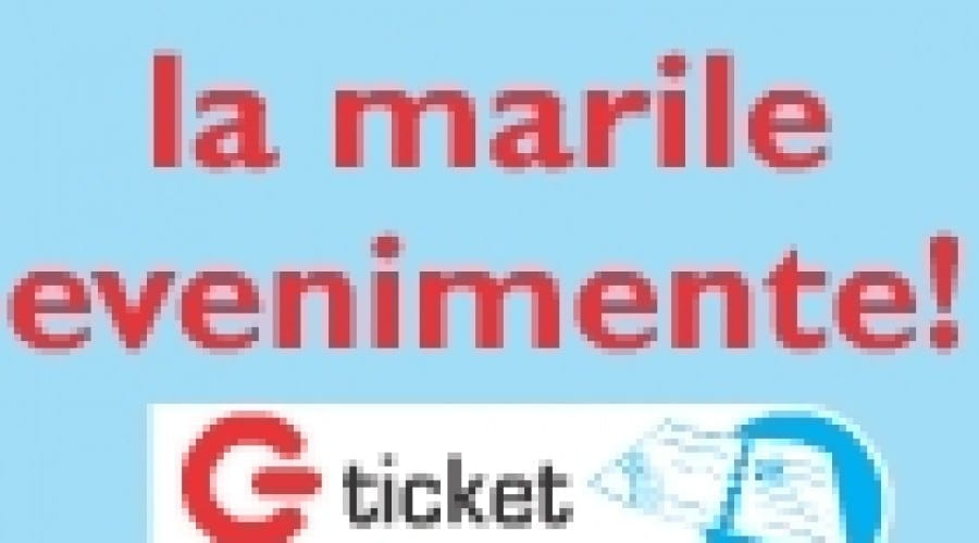 Germanos G-ticket: Bilete la marile spectacole, de 3 ani