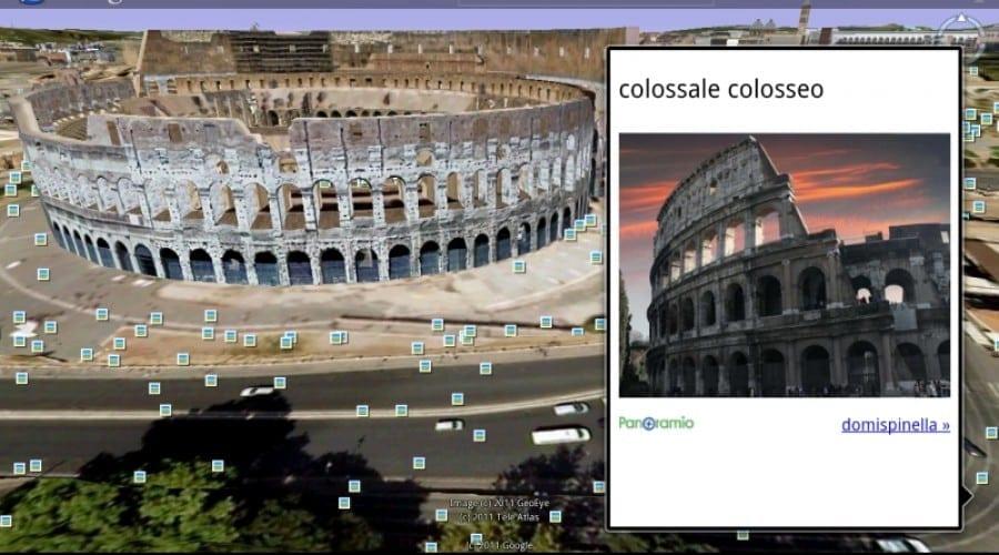 Google Earth, un nou look pentru tabletele cu Android