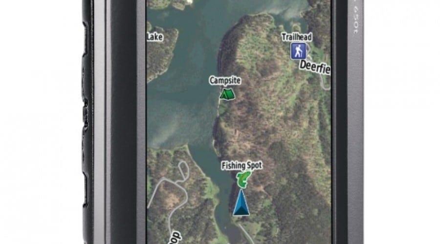 Garmin Montana, un GPS ultra rezistent