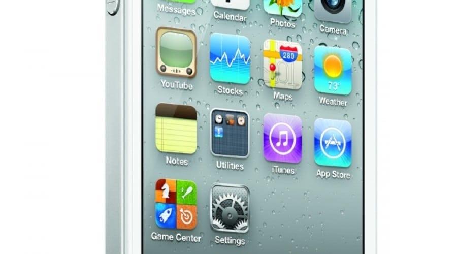 iPhone 4 alb, cu 0.2 mm mai gros
