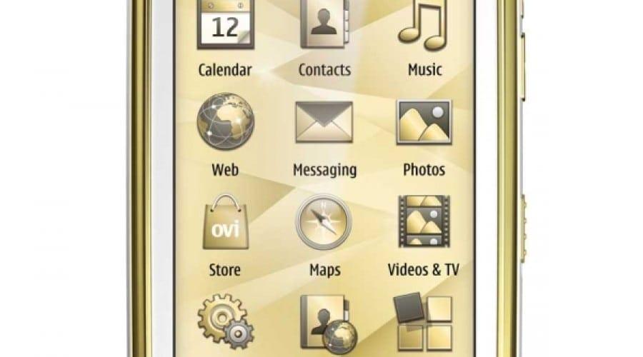 Nokia Oro – Smartphone de lux, începând de la 800 euro