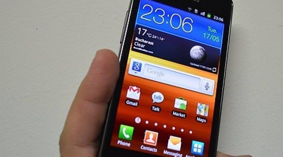Samsung Galaxy S2, candidat la smartphone-ul anului