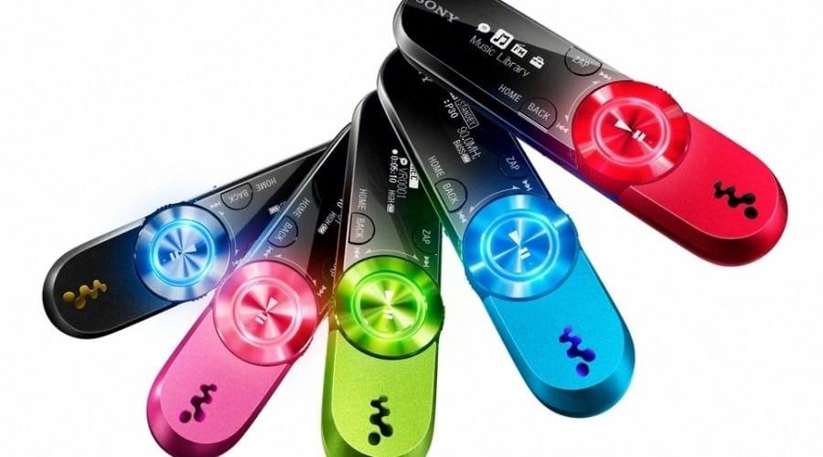 Culori de vară şi Bass Boost odată cu noile Sony Walkman B