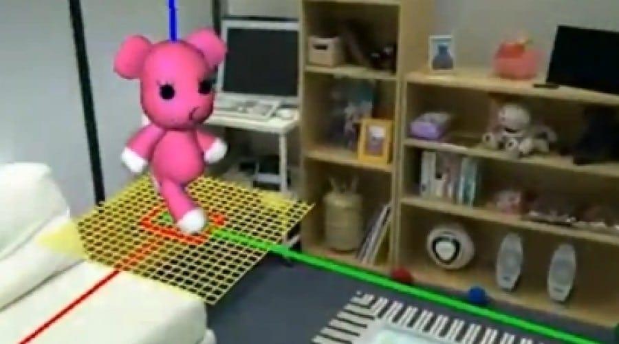 Sony sparge bariera dintre realitate şi jocuri (video)