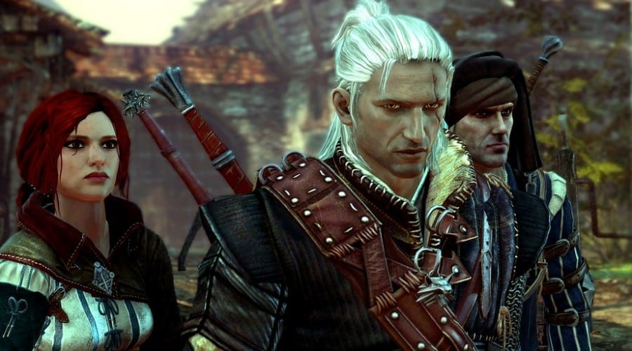 The Witcher 2: Geralt revine în forţă