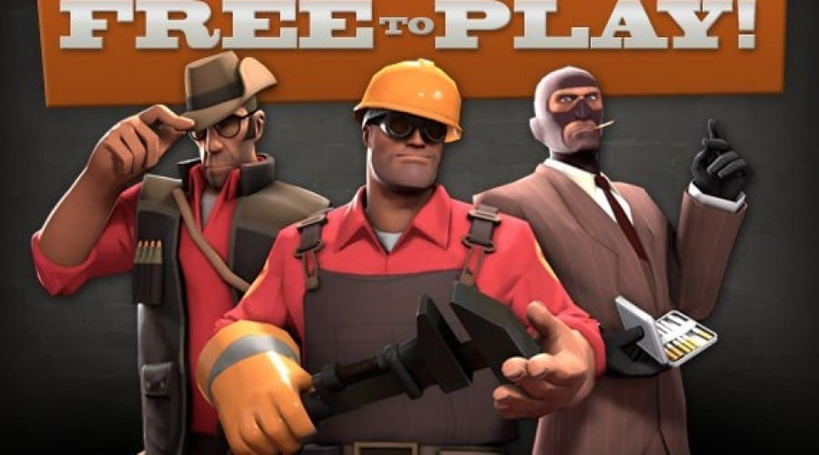 Joacă acum Team Fortress 2 gratis