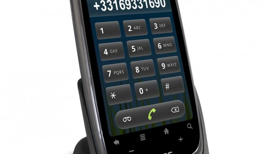 Archos 35 Smart Home Phone: Hibrid DECT Smartphone cu Android